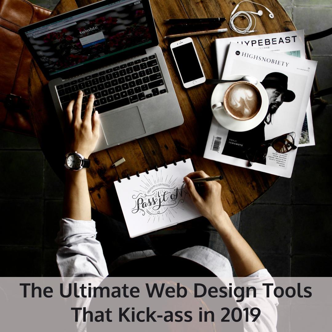 free web design tools 2019