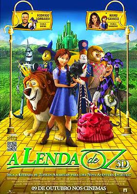 download A Lenda de Oz - Dublado e Dual Audio torrent