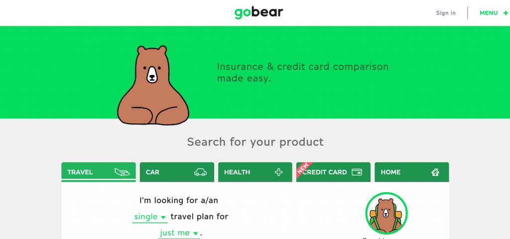 Go bear