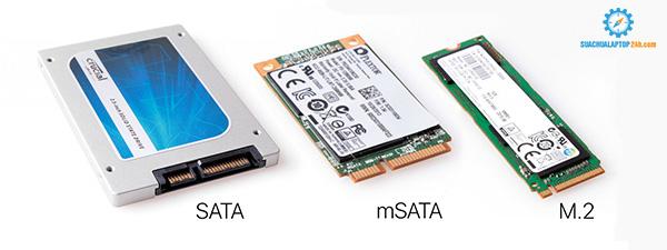 ổ cứng SSD laptop
