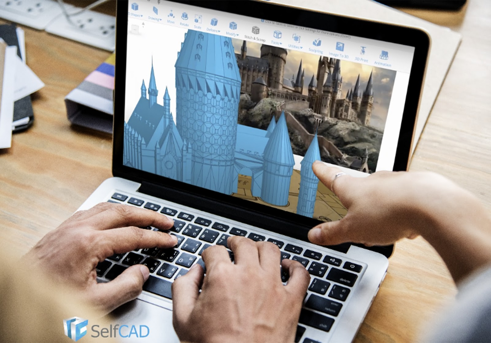 3D modelling software for beginners