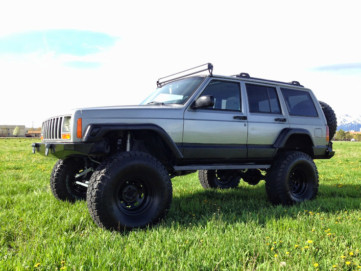 buy used lifted 2000 jeep cherokee xj sport utility 4 door 4 0l i6 4x4 rock crawler clean in. Black Bedroom Furniture Sets. Home Design Ideas