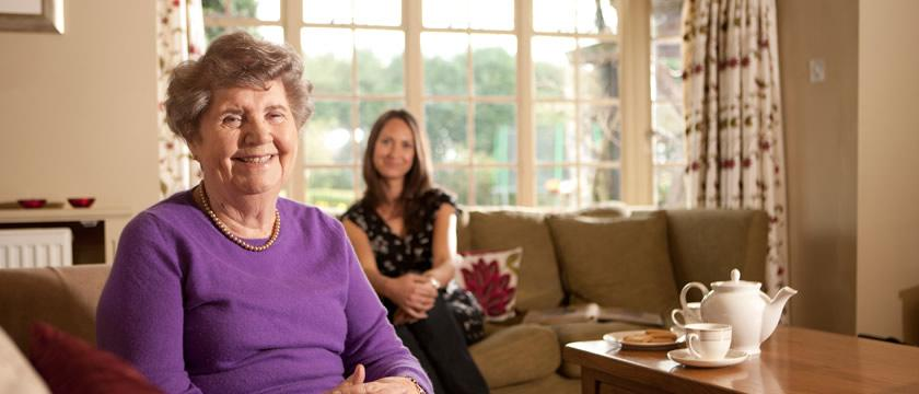Advantages of Home Care | Helping Hands Home Care