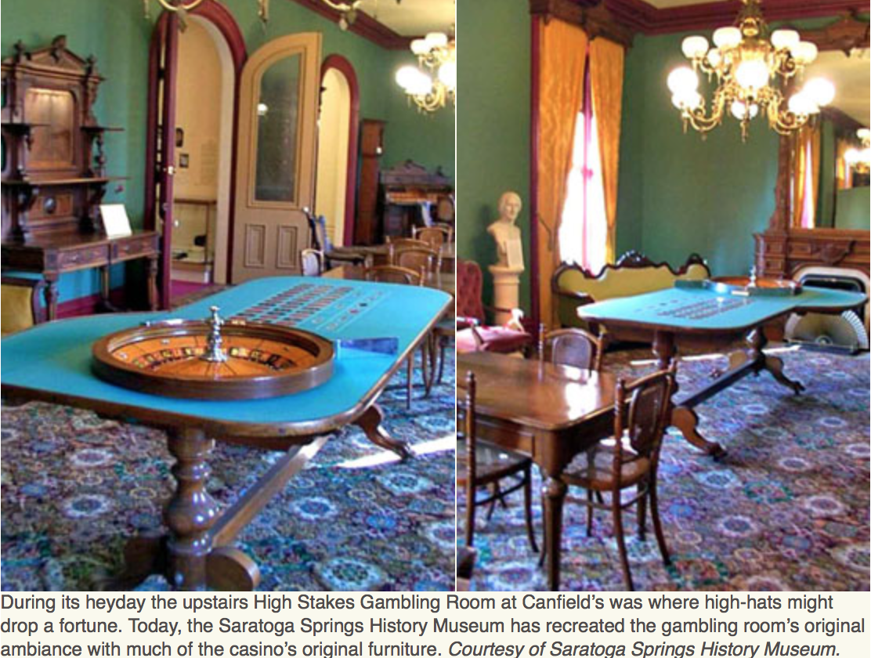 Karen Klopp and Hilary Dick article for New York Social Diary, New York Saratoga Springs