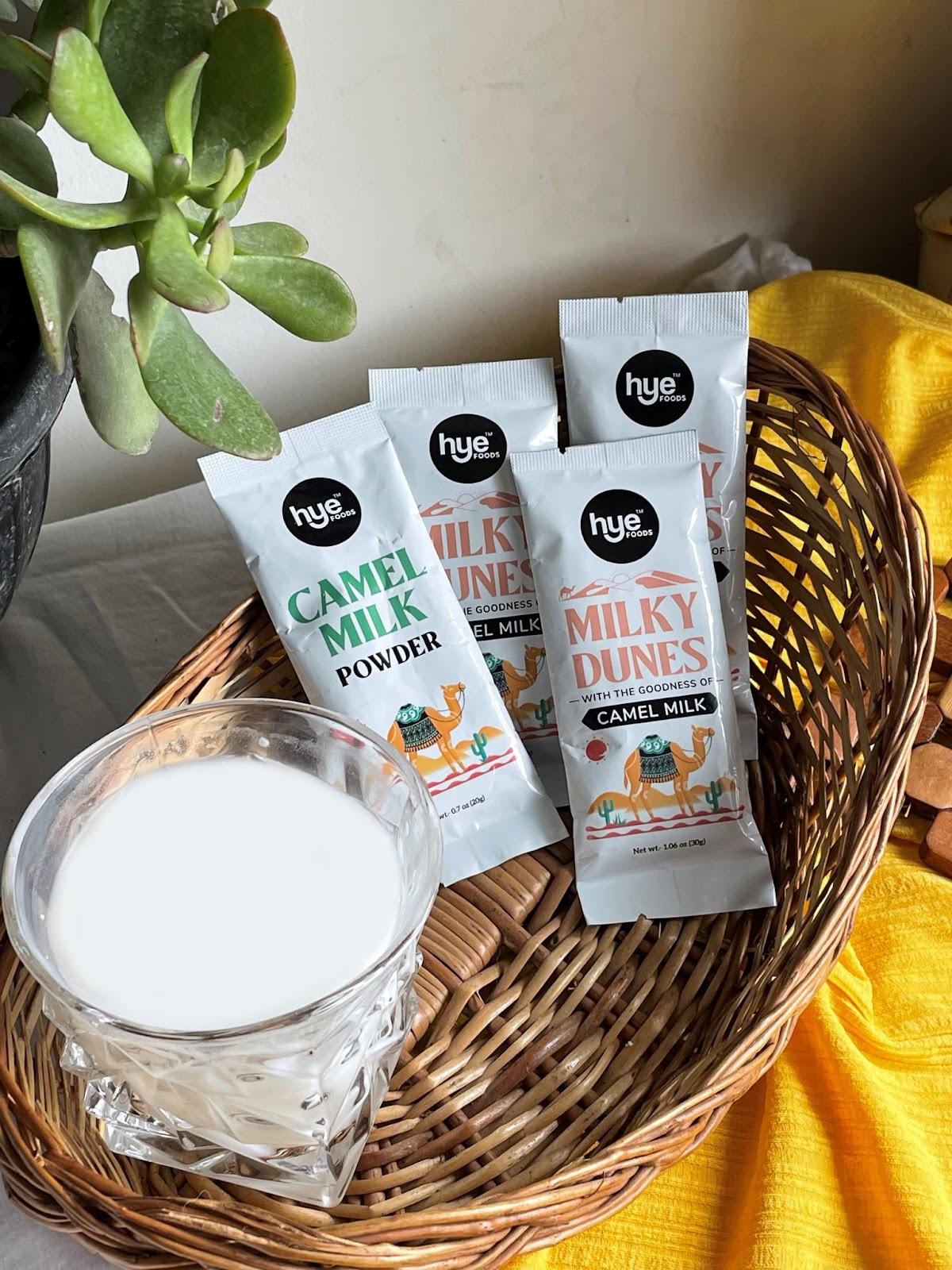 Camel Milk: A Better Choice for Lactose Intolerants?