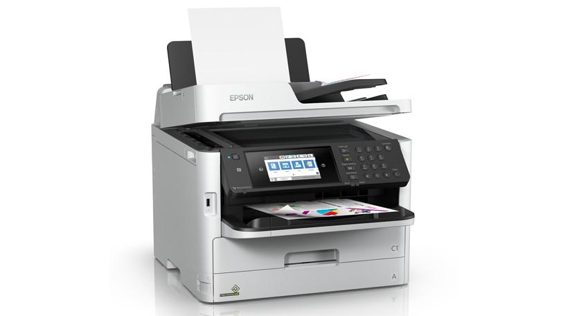 Epson WorkForce Pro WF-C5790 Network Multifunction Color Printer
