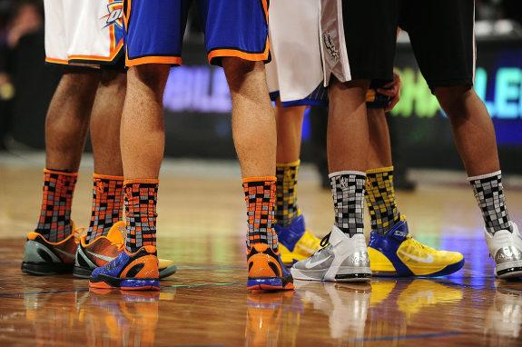 Rookie socks
