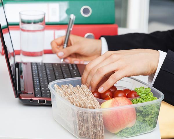 giảm cân nơi làm việc