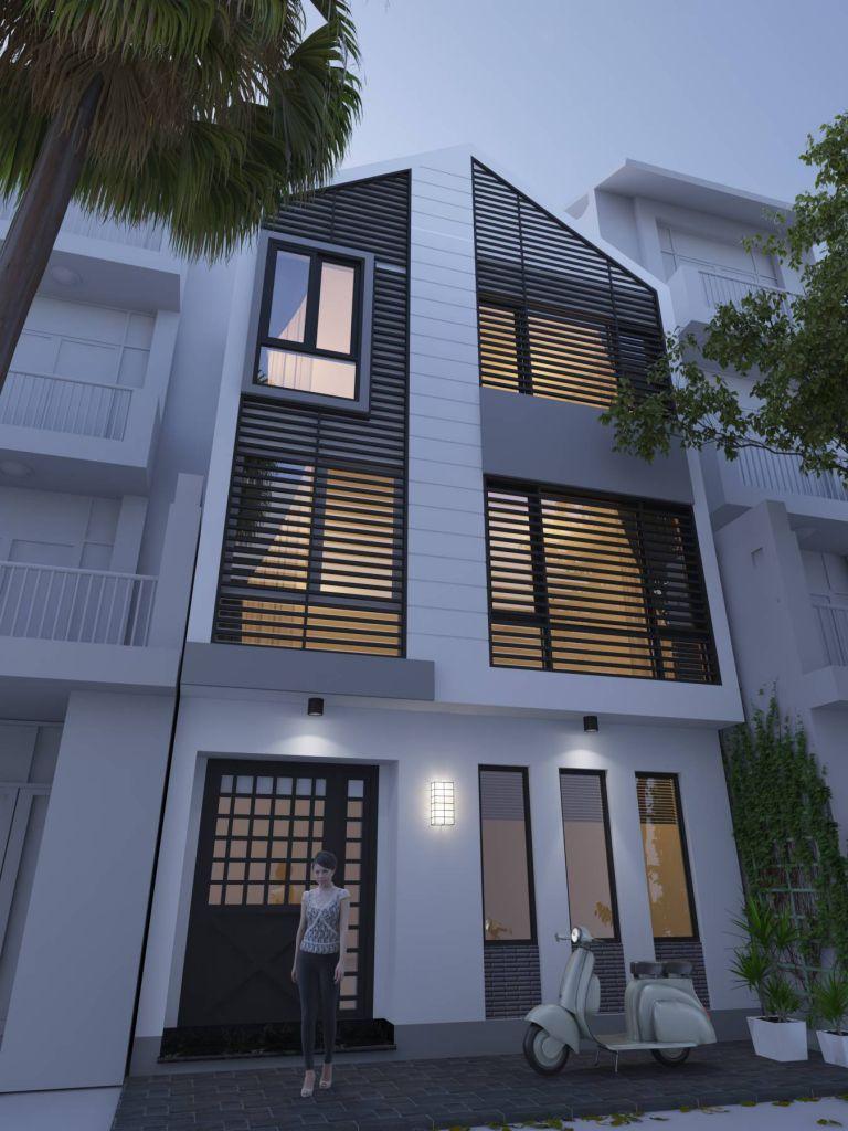 Không chọn mua nhà có tầng một quá cao