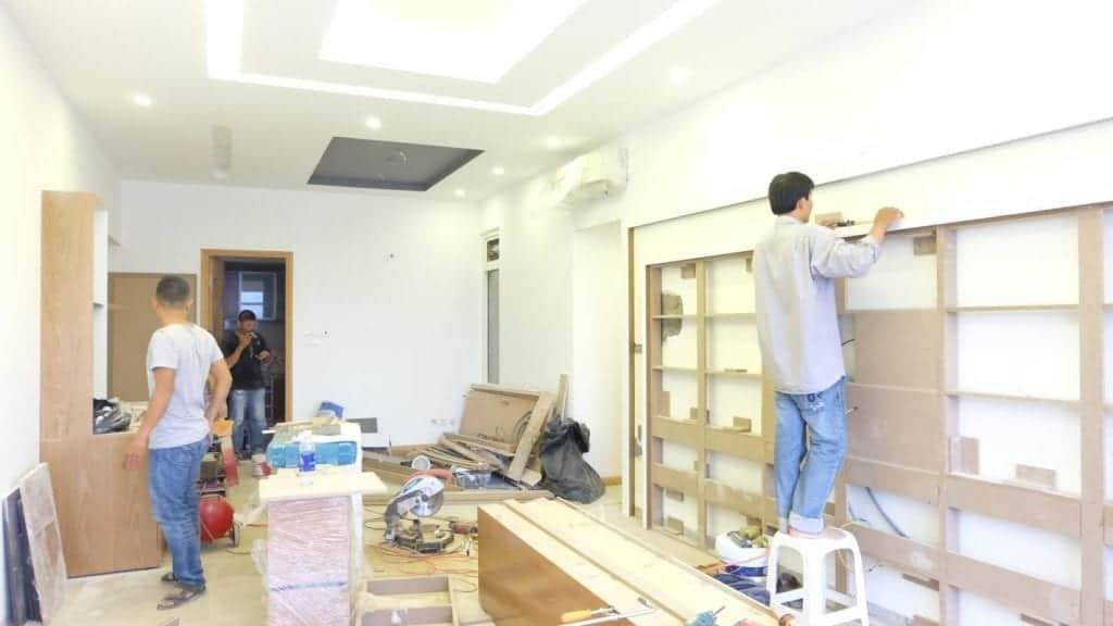 Sửa chữa nhà cửa và những lưu ý