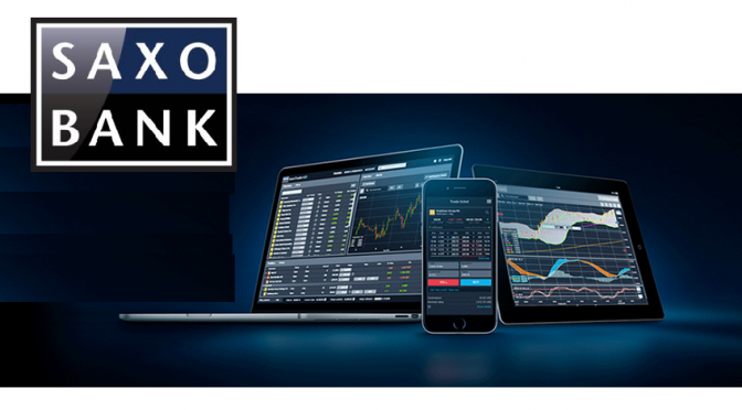 Aplikasi SaxoTraderGo daro Saxo Bank untuk trading yang lebih nyaman