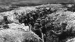 trenches world war 1