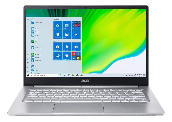 Acer Swift 3 AMD Ryzen 5 Laptops