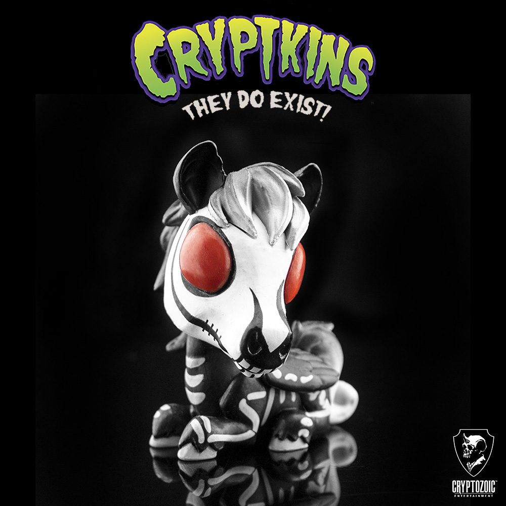 Death Cryptkins: Series 2 vinyl figure