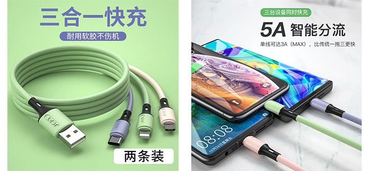 Цена USB-кабеля в Китае