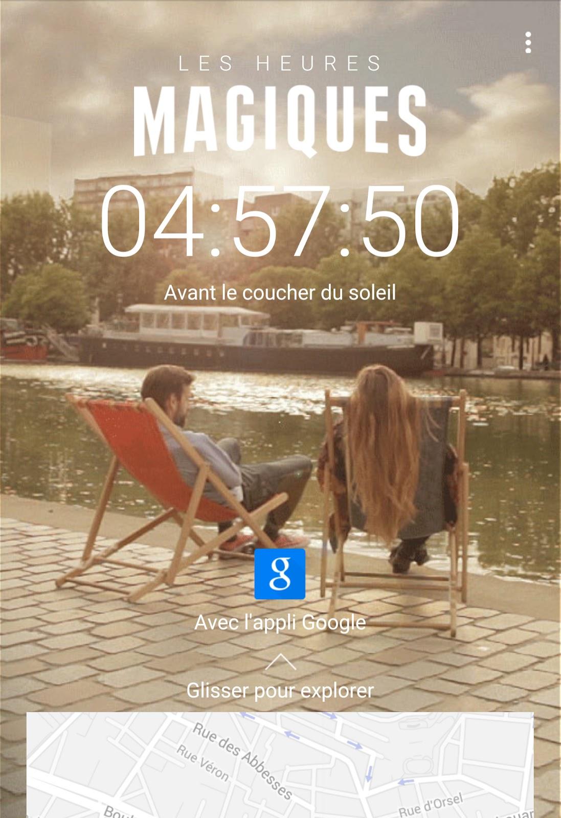 Le blog officiel de google france profitez de tout ce que - Heure de coucher du soleil aujourd hui ...
