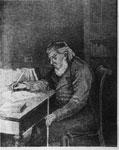 С.Т. Аксаков пишет воспоминания