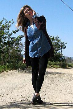 237px-Denim_shirt_and_leggings.jpg