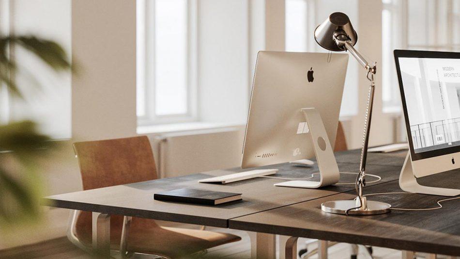 9 Xu hướng nội thất phòng làm việc đẹp tràn đầy cảm hứng