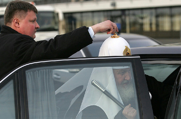 Кирилл патриарх РПЦ