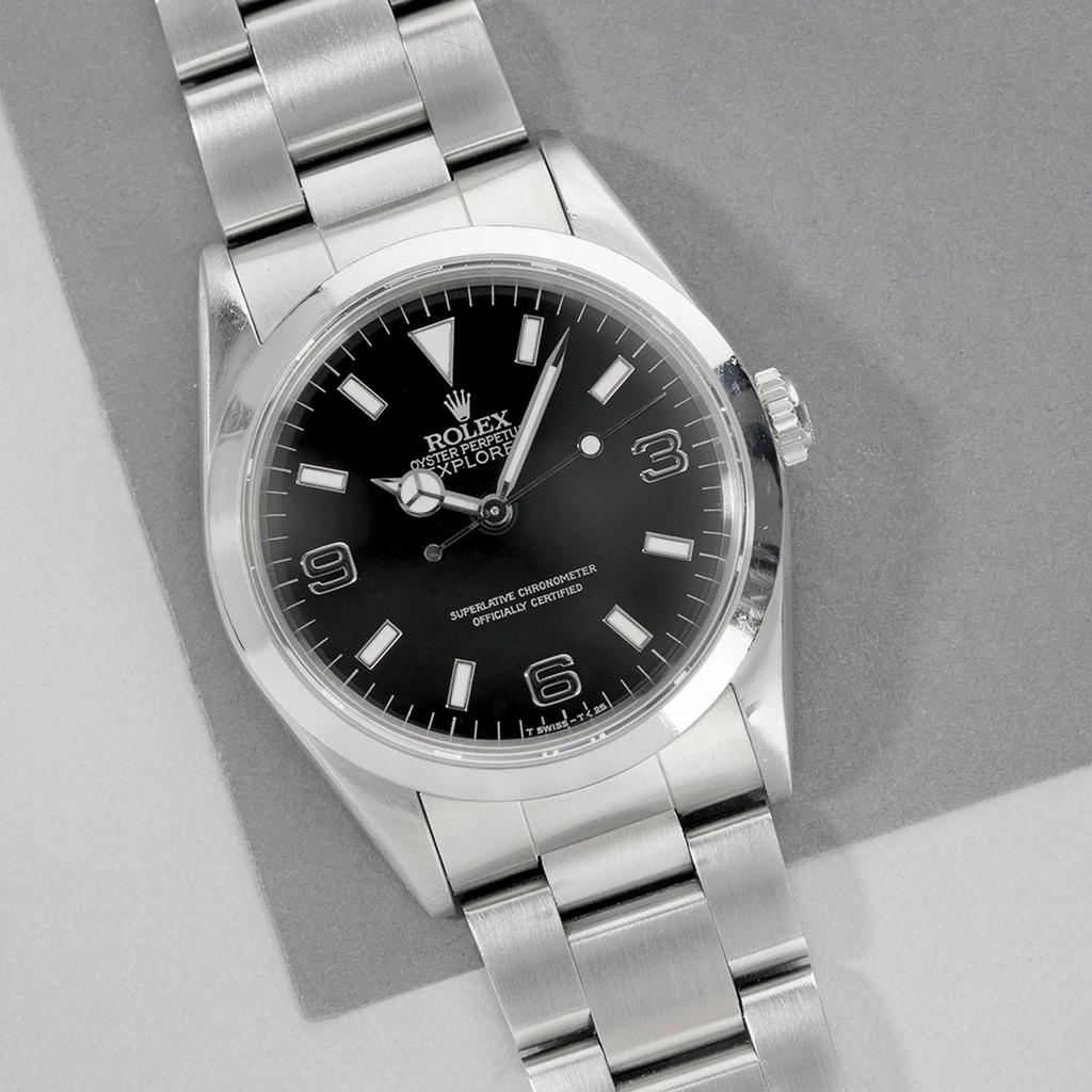 Rolex Explorer 14270 'Blackout' Price