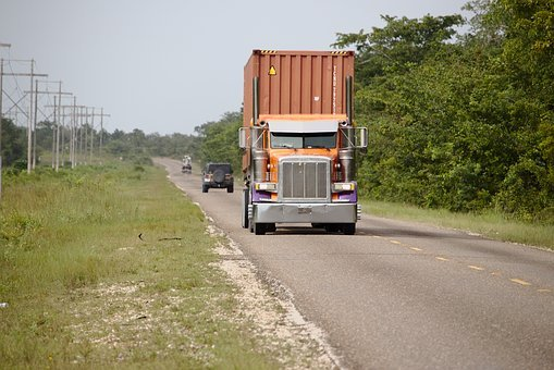 Shipment of Goods by Road