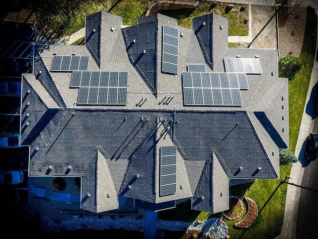 Architecture, Solar, Solar Panels, Energy, Electricity