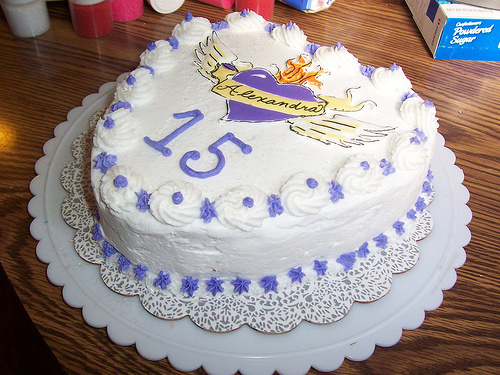 15 Love: Preparing For Your Daughter's Magical 15th Birthday