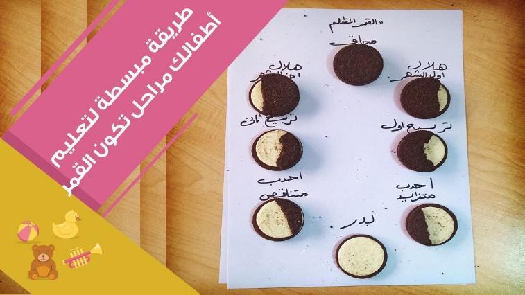 رمضان, أنشطة منزلية, أطفال, شهر رمضان, تربية, دين, القمر
