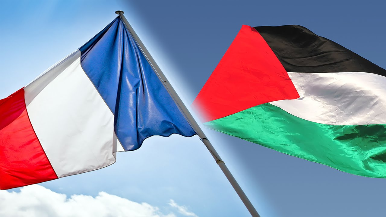 Image result for French recognizes State of Palestine