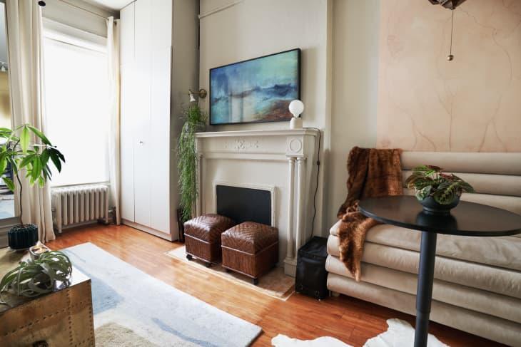 Fireplace Mantel Décor Ideas