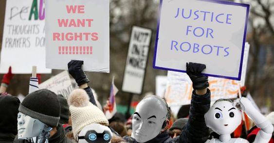 Human Rights vs Robot Rights