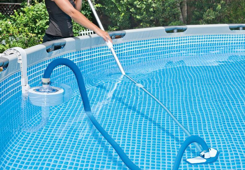 Kết quả hình ảnh cho vệ sinh bể bơi