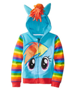 Mikina My Little Pony z AliExpress