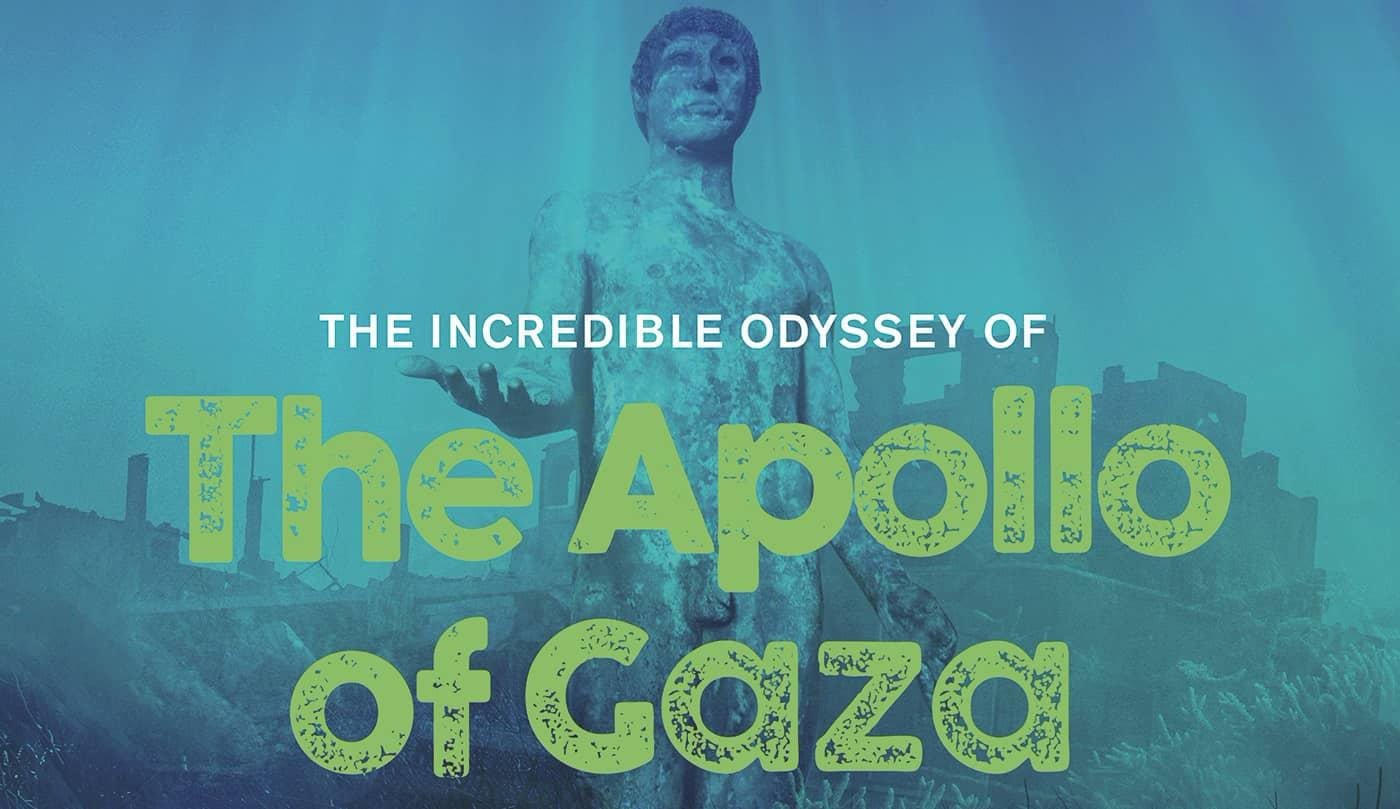 Image result for the apollo of gaza