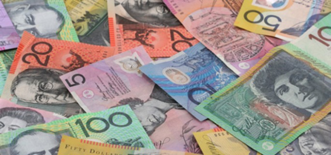 Australian and New Zealand dollars are falling amid weak trade data in China