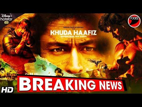 Khuda Hafiz | Official Trailer | Vidyut Jammwal | Shivaleeka Oberoi |  Release Date 2020 - YouTube