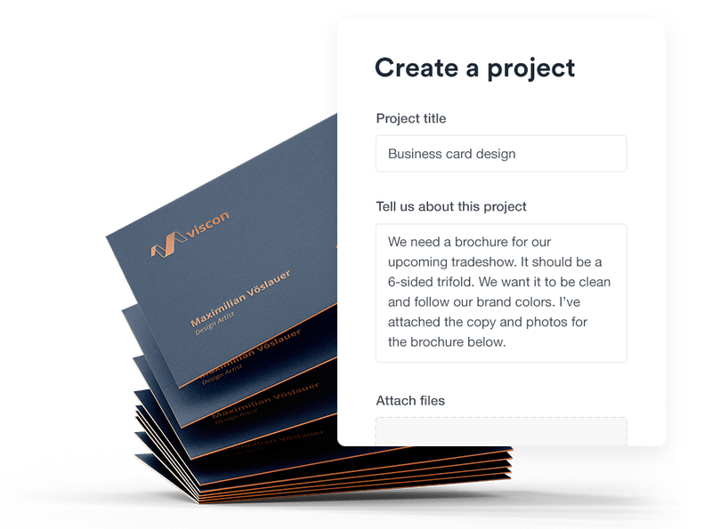 Penji Review - Create a Project