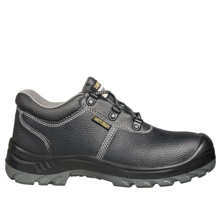 Giày bảo hộ Safety Jogger Bestrun S3 được cấu thành từ các chất liệu cao cấp