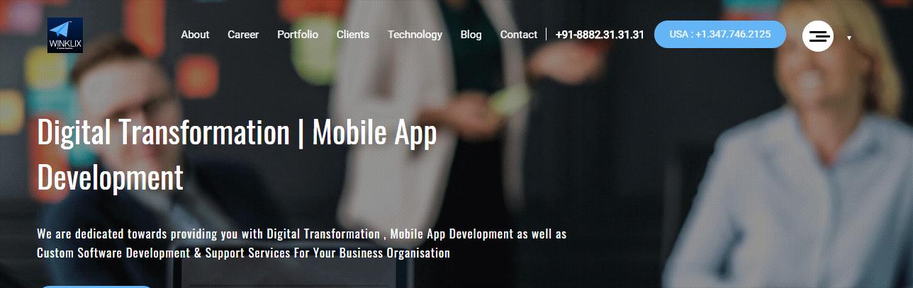 top 10 mobile app development companies in india