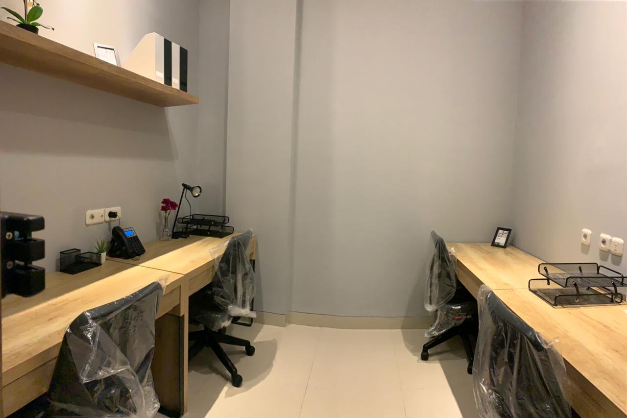 VOFFICE East Rawamangun Coworking Space