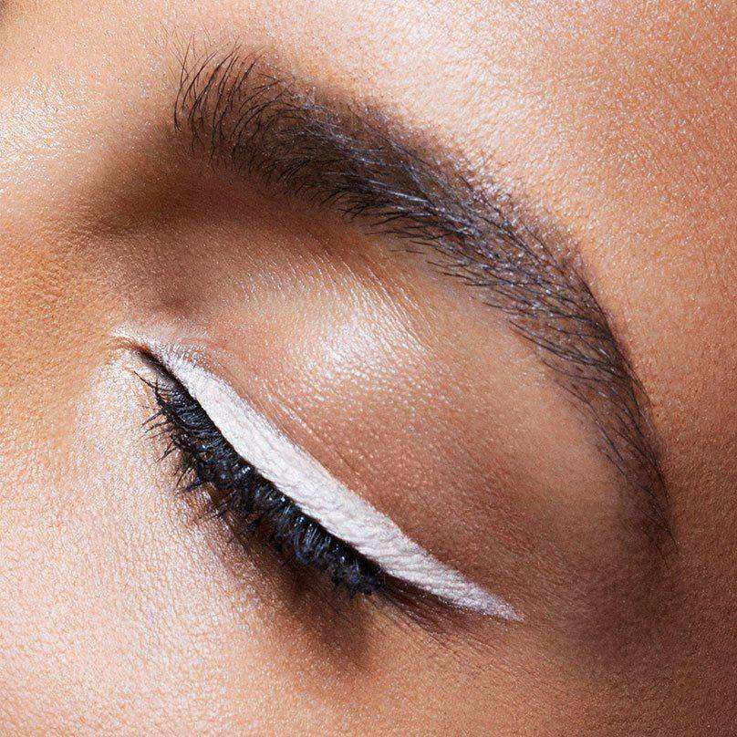 3 White Eyeliner Looks to Wear this Summer   Maybelline