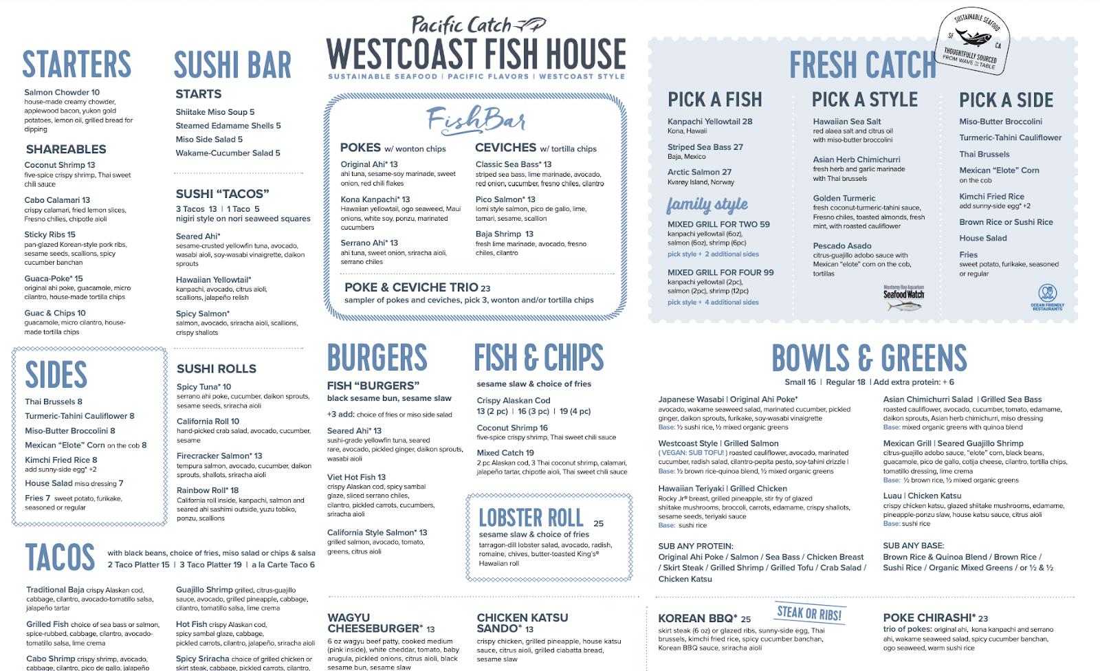 pacific-catch-restaurant-menu-example