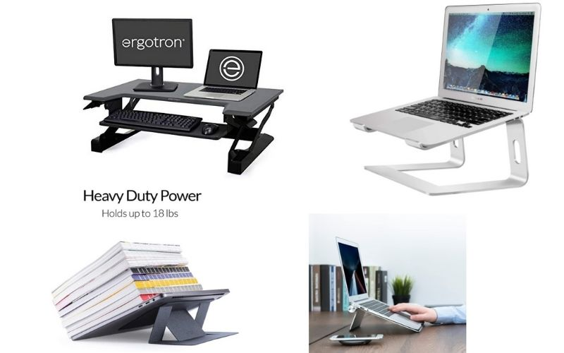 8 Best Laptop Stands for Screenwriters to Write Comfortably
