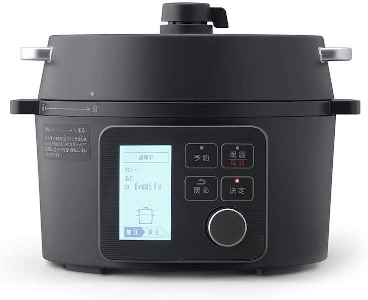 アイリスオーヤマ電気圧力鍋