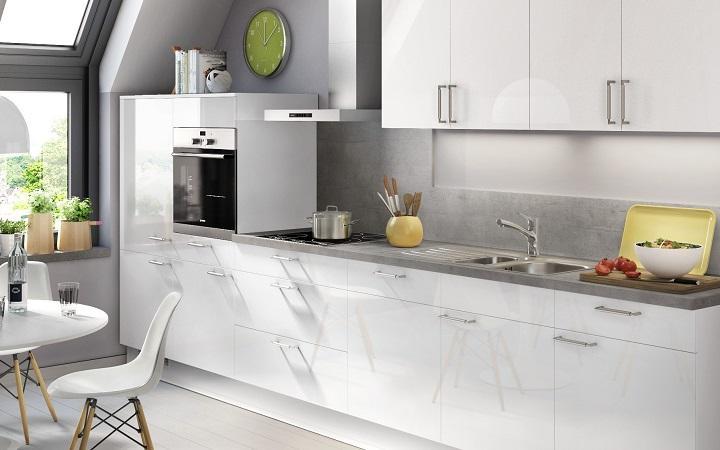 kis konyha ötletek  - praktikus tippek kis konyhába - egyedi méretezésű konyha - konyhabútor kis konyhába