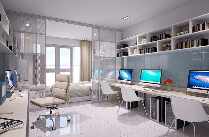 Sức hút của dịch vụ cho thuê căn hộ officetel