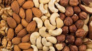 Just A Handful Of Nuts May Help Keep Us From Packing On The Pounds As We  Age : The Salt : NPR