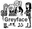 De kallade henne Greyface
