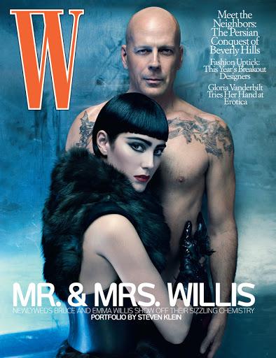 "Bruce Willis เดินทางมาพบช่างสักยอดฝีมือ จากนิวยอร์กซิตี้กับร้าน "" East Side Ink "" 04"